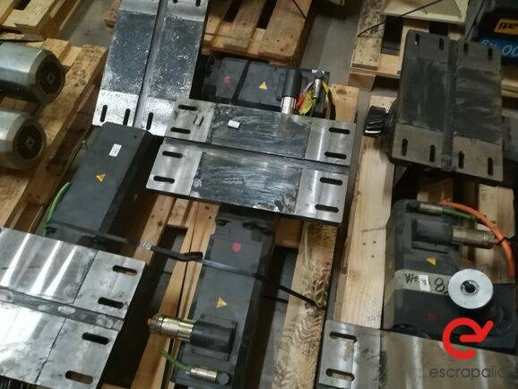 Bonfiglioli BN 80 industrial equipment for sale by auction