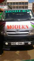 Toyota Chomba for Sale