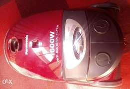 Fairly used PANASONIC VACUUM CLEANER on a very considerable Price.