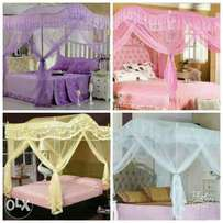 curved top mosquito net