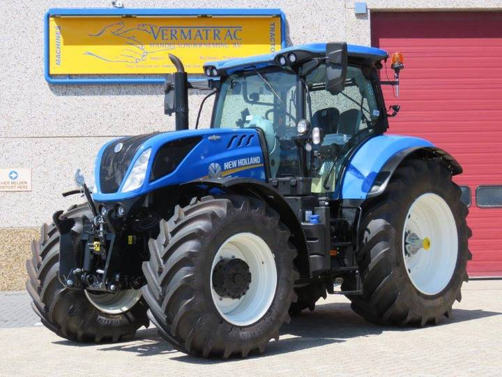 New Holland T 7.260 - 2019
