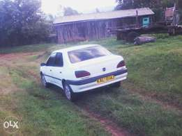 A clean 306 for sale
