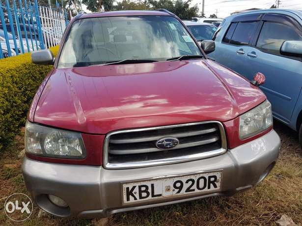 Subaru forester very clean in mint condition Ridgeways - image 4