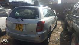 Very clean Toyota Fielder at a good price