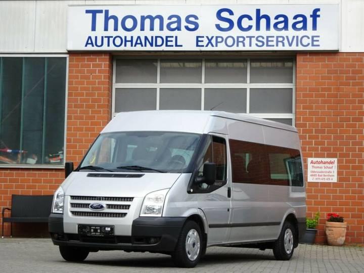 Ford Transit Tourneo 2.2 TDCI Maxi 9 Sitze Klima Eu5 - 2012