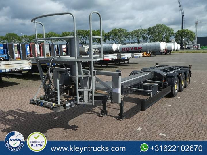 Fliegl 30FT KIPPCHASSIS - 2015