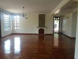 Newly Specious 5 Bedrooms All En-suite Runda Mimosa Available For Rent