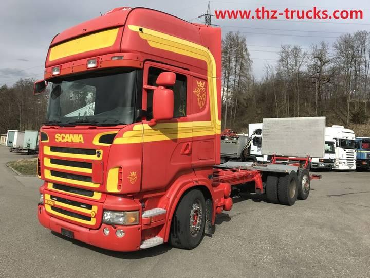 Scania R500 LB - 2006