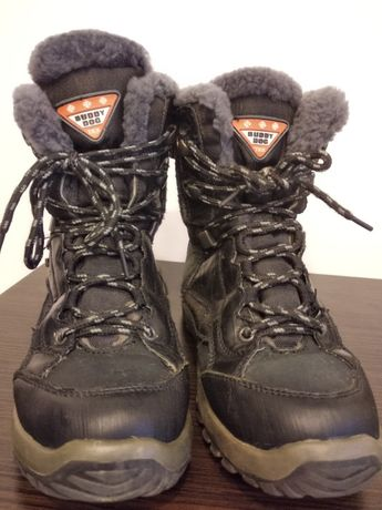 Дитячі зимові чоботи черевики (детские зимние ботинки) Дрогобыч -  изображение 1 b33ffaa0b98be
