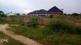 3 plots of land inside Islamic Village around State Layout for sale