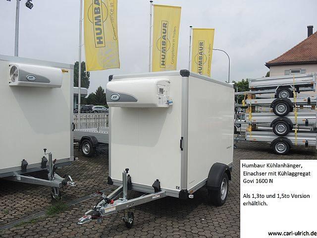 Humbaur Kühlanhänger HK152614 - 18PF30 Basic Einachs