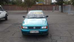 Volkswagen Polo Classic 1.6i 1998; Well looked after.