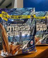 premium mass gainer by muscletech 12lbs for 125,000