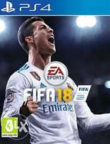 Ps4 Fifa 2018 Video Game