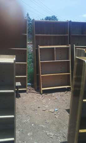 Small, medium and big book shelves Kampala - image 1