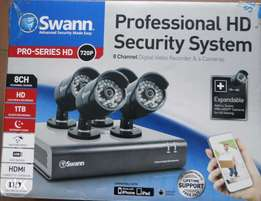 NEW SWANN Professional Hd Security System_DVR8-4400