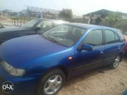 very clean nissan almera