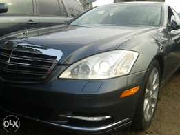 Just in newly arrived 2007 model Tokunbo Mercedes Benz S 550 series