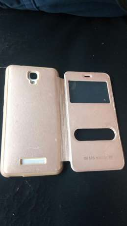Gionee m6 mirror with screen guard and pouch Benin City - image 4