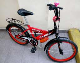 "Durable Fortune simba kids bike 20"" made in India ksh 6500"