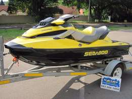 2010 Seadoo RXT 215 Supercharged Rotax 4-Tec with IBR