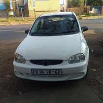 2001 Opel corsa classic for R35000