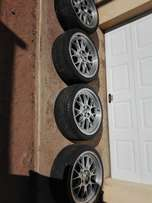 """19"""" bbs LM1 with new tyres"""