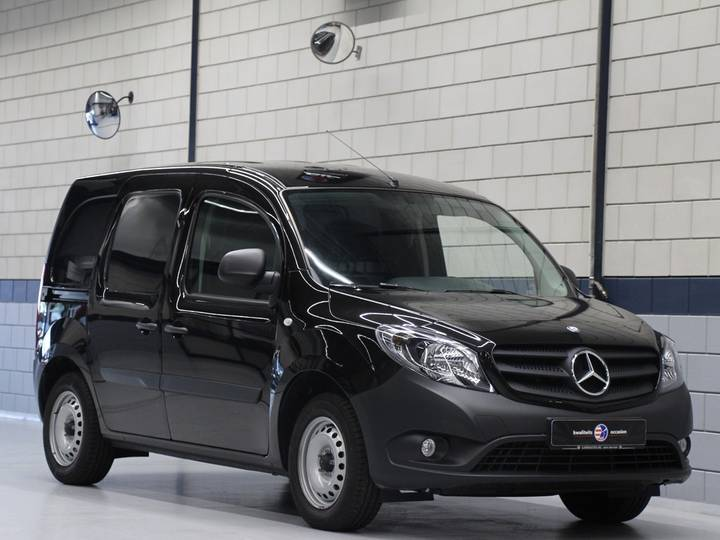 Mercedes-Benz Citan 108 CDI BlueEFFICIENCY 2018 - 2018