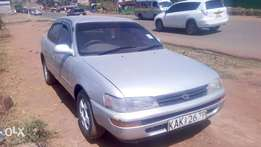 Toyota AE100 Manual 5 speed in excellent condition now selling