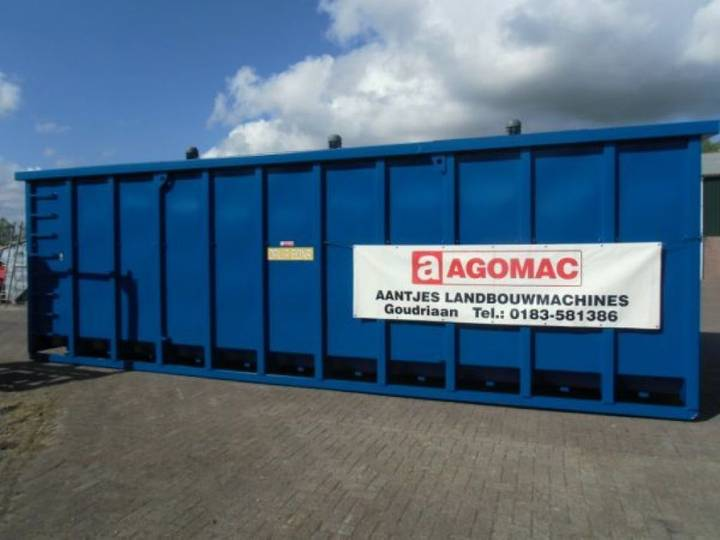 AGM 20 feet container