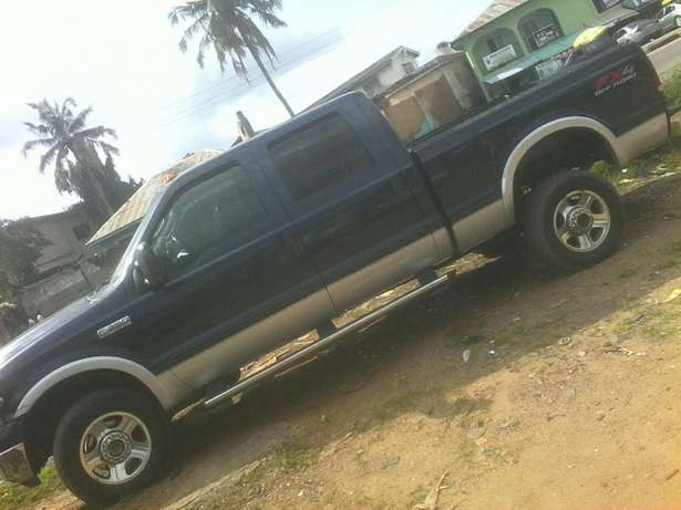 F350 Ford Pick up Forsale Ibadan North - image 5