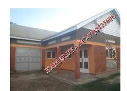 Exotice 3 bedroom stand lone house in Namugongo at 1m