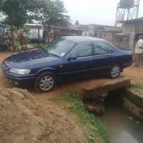 A lagos cleared 1999 Toyota Camry, v6, ac, auto, need convertion.