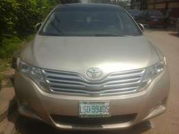 Sandy gold 2012 registered toyota venza xle