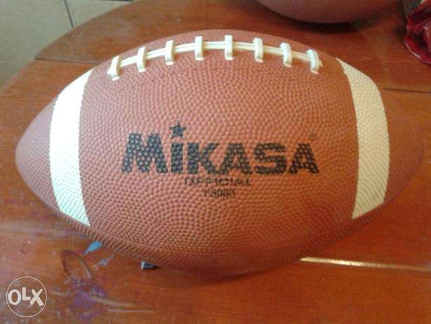 american football mikassa