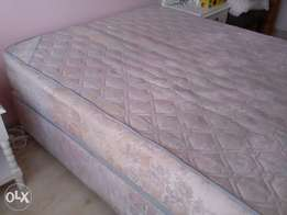 Sealy posturpedic double bed