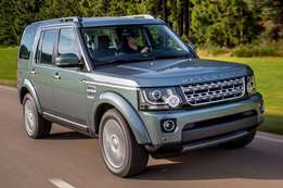 Land Rover Body & Engine Replacement Parts