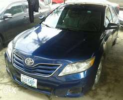 Toyota Camry 2010 Registered