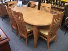 Pure mahogany wooden table. 48k,negotiable. Strong and durable.