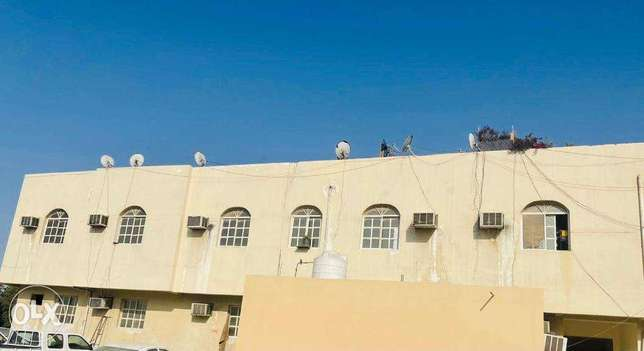 2 buildings for sale in Abu Hamour