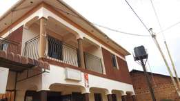 Self-contained 2 bedroom apartment in Bweyogerere at 500k