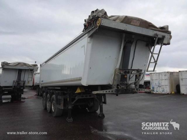 Schmitz Cargobull Semitrailer Benne aluminium 28m³ - 2013