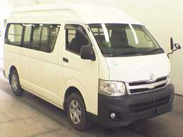 Toyota Hiace 2011 Foreign used For Sale Asking Price 3,300,000/=