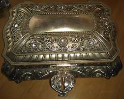 Jewelry Box. Exclusive Piece. High End Large & Unique.