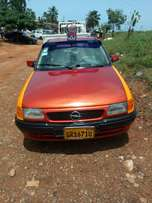 A very nice Opel Astra is for sale at a cool Price
