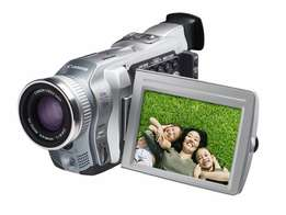 [Used] Canon Video Camcorder Model: MVX150i