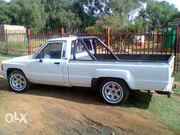 toyota bakkie for sale R24000