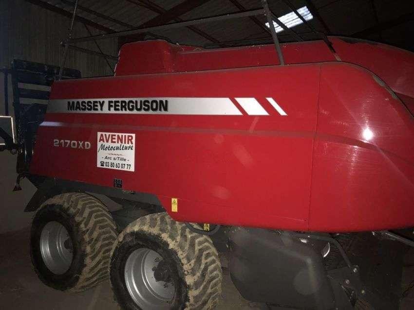Massey Ferguson 2170 Xd - 2013