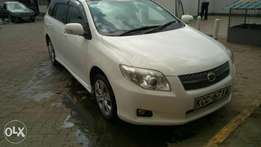 Toyota fielder needs gearbox replacement