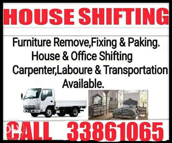 Fast Movers and packers house shifting Bahrain